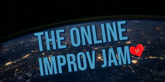 The Online Improv Jam | Online Event | AllEvents.in