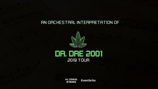 An Orchestral Rendition of Dr. Dre: 2001 - Abu Dhabi, 6 May | Event in Abu Dhabi | AllEvents.in