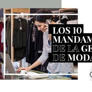 Webinar  Los 10 Mandamientos de la Gestin de Moda