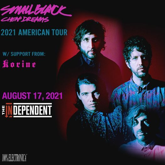 Small Black 2021 Tour - San Francisco, 17 August   Event in San Francisco   AllEvents.in