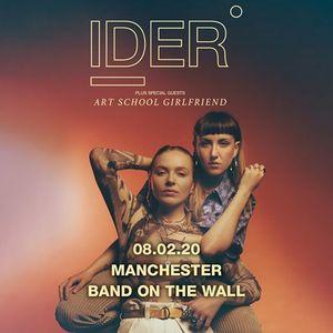IDER at Band on the Wall