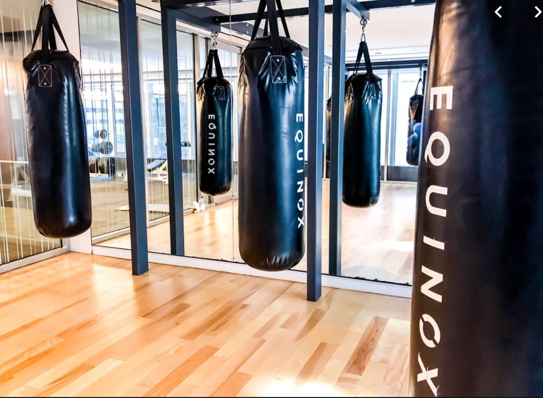Equinox Chestnut Hill >> Equinox Boxing Circuit At Equinox Chestnut Hill Newton