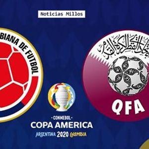 Copa Amrica Colombia Vs Qatar