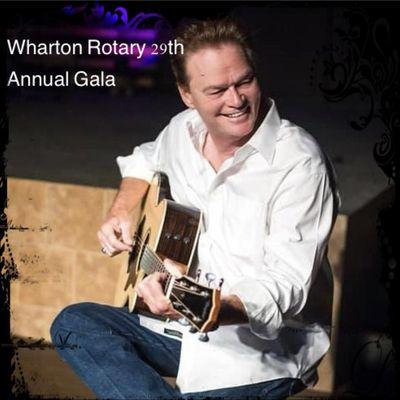 Doug Stone at Wharton Rotary 29th Annual Legends of Western Music Gala