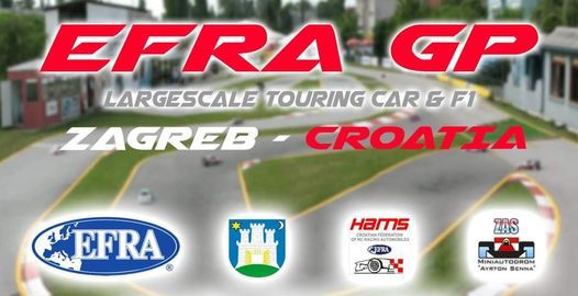 EFRA Large Scale International Race Zagreb, 7 May | Event in Zagreb | AllEvents.in