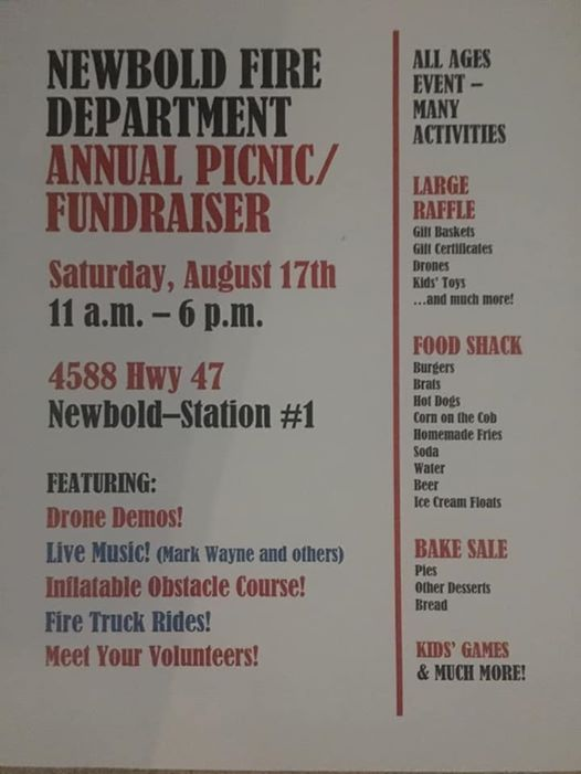 Showell Volunteer Fire Department Spring Gun Bash events in the City