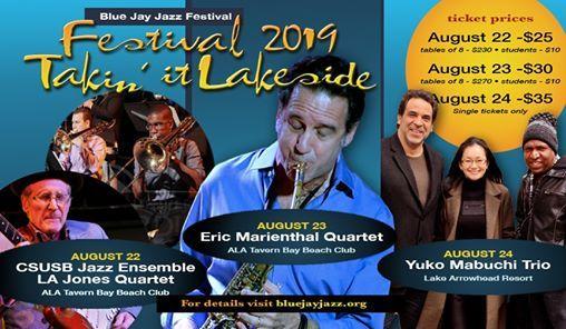 2019 Blue Jay Jazz Festival | California