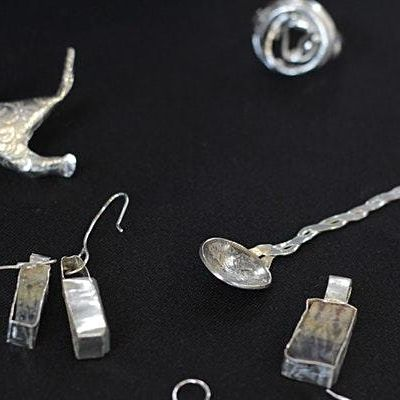 Silversmithing and Jewellery Making Taster