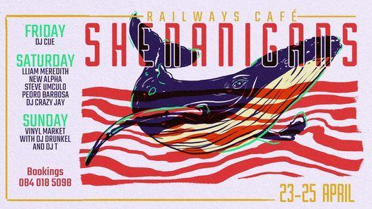 Railways Cafe Weekend Shenanigans, 23 April   Event in Centurion   AllEvents.in