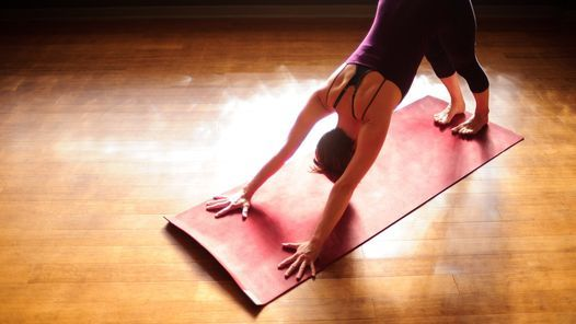 Intro to Hatha Yoga - 8wk Beginners Course