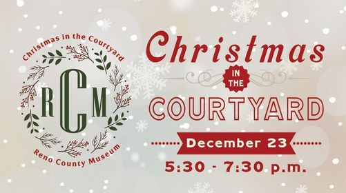 Christmas in the Courtyard, 23 December | Event in Hutchinson | AllEvents.in