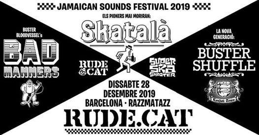 Skatala  Bad Manners  Buster Shuffle  Rude Cat 2019