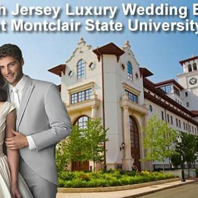 North Jersey Luxury Bridal Show at Montclair State University