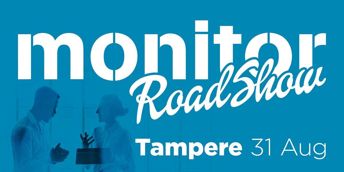 Monitor Roadshow Finland  Tampere 318