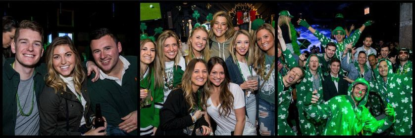 Chicago River Crawl - St. Patrick's Day Bar Crawl, 14 March | Event in Chicago | AllEvents.in