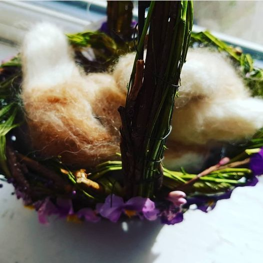 Socially Distanced Needle Felting Sleeping baby bunny workshop | Event in Wisbech | AllEvents.in