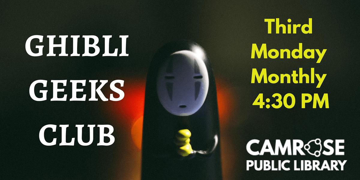 Ghibli Geeks Club | Online Event | AllEvents.in
