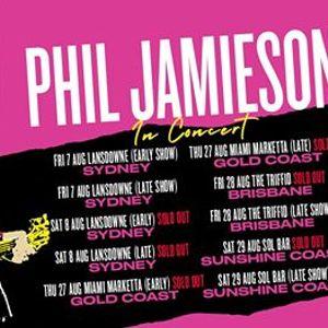 Phil Jamieson  Sydney NSW (LATE SHOW)