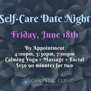 Self-Care Date Night