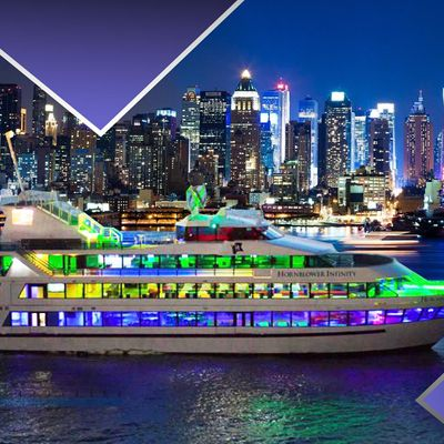 THE 1 New York City Boat Party Cruise on Luxurious Yacht Infinity