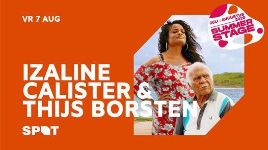 Izaline Calister & Thijs Borsten  De Oosterpoort