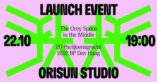 Orisun Studio Launch Event, 22 October | Event in The Hague | AllEvents.in