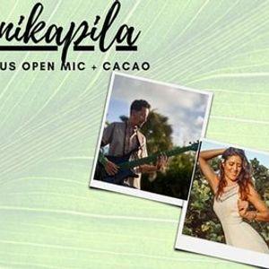 Kanikapila Conscious Open Mic  Cacao