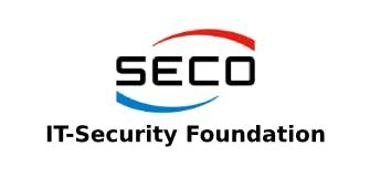 SECO  IT-Security Foundation 2 Days Virtual Live Training in Wellington