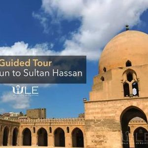 Ibn Tulun to Sultan Hassan Walking Tour