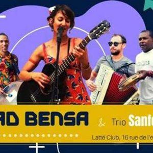 Bal Concert Cco Forr Ciranda - Souad Bensa et Sanfona Branca