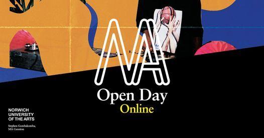 Postgraduate Open Day - Online, 3 June | Event in Norwich | AllEvents.in