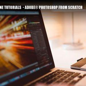 DCP Online Tutorials - Adobe Photoshop from Scratch Sept 2020