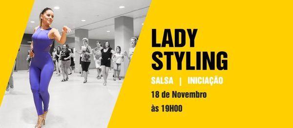 Lady Styling | Nova Turma | Iniciação, 3 March | Event in Braga | AllEvents.in