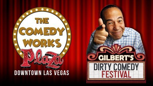 """Gilbert Gottfried's """"Dirty Comedy Festival"""" - The Comedy Works 