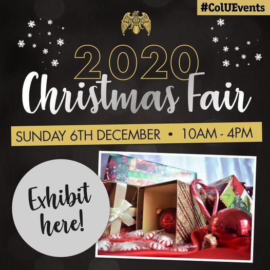 Christmas Fairs 2021 Near Me