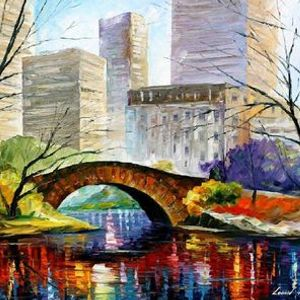 Paint N Picnic In Central Park
