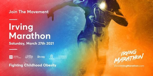 2021 Irving Marathon, 27 March   Event in Irving   AllEvents.in