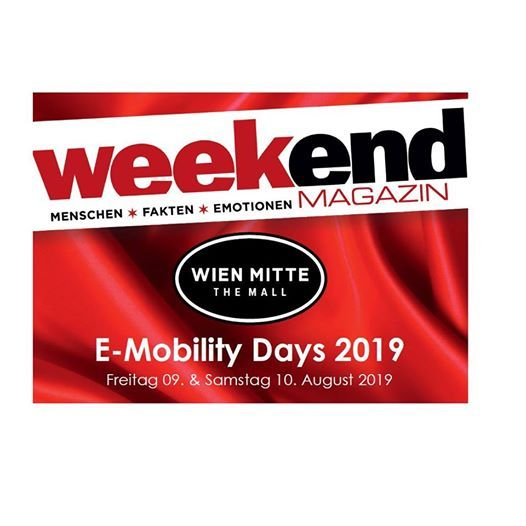 Weekend  the MALL E-Mobility Days