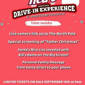 Retros North Pole Drive-in Santa Experience