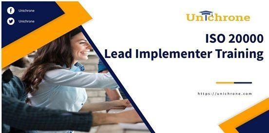ISO 20000 Lead Implementer Training in Giza Egypt