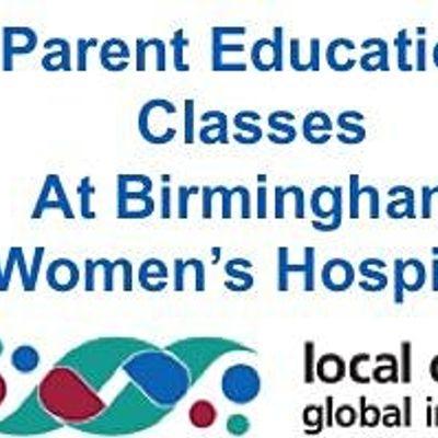 BWH Parent Education Classes