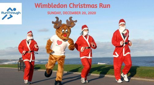 Wimbledon Christmas Run Live, 20 December | Event in Wimbledon | AllEvents.in