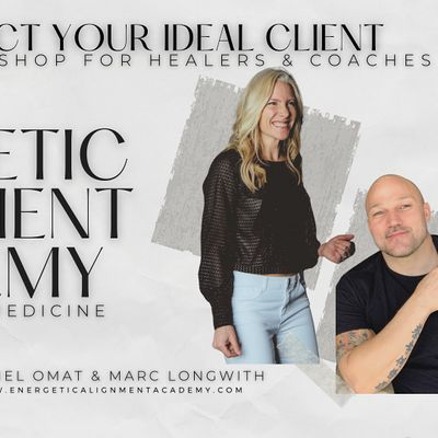 Client Attraction 5 Day Workshop I For Healers and Coaches - Montclair
