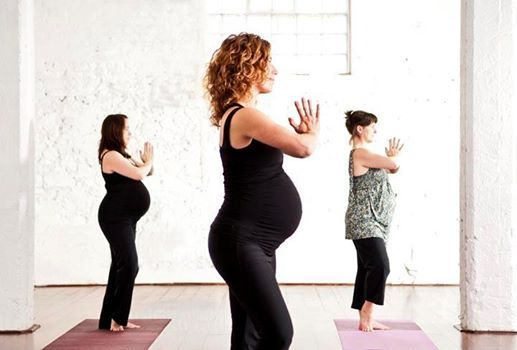 Become a Pregnancy Yoga Teacher  Open Day With Melissa Curtis