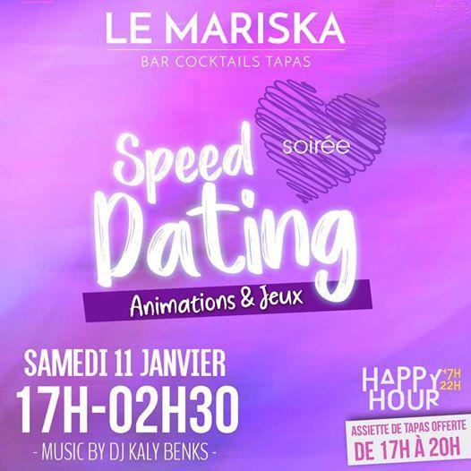 speed dating samedi Seznamovací tipy cosmo