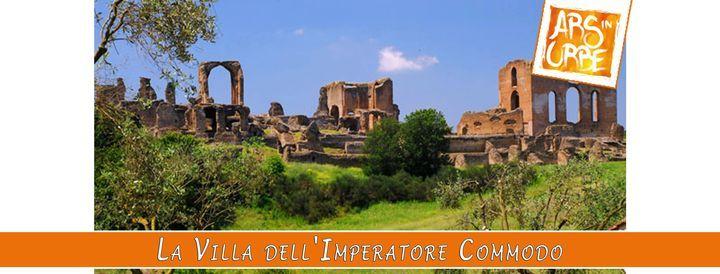 La Villa dell'Imperatore Commodo, 24 October   Event in Marino   AllEvents.in
