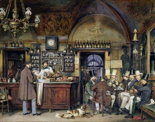 I caff Storici di Roma