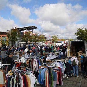 Flohmarkt beim CITTI-Park in Kiel