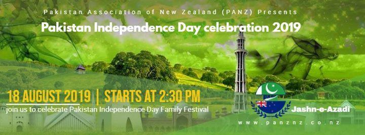 Pakistan Independence Day celebration 2019 at Barfoot & Thompson
