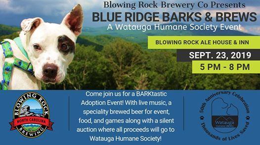 Blue Ridge Barks & Brews